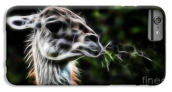 Llama IPhone 6s Plus Case by Marvin Blaine