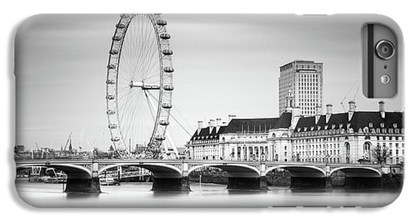 London Eye IPhone 6s Plus Case by Ivo Kerssemakers