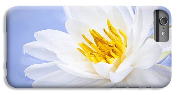 Lotus Flower IPhone 6s Plus Case by Elena Elisseeva