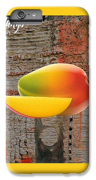 Mango Collection IPhone 6s Plus Case by Marvin Blaine