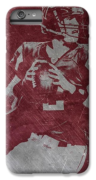 Matt Ryan Atlanta Falcons IPhone 6s Plus Case by Joe Hamilton