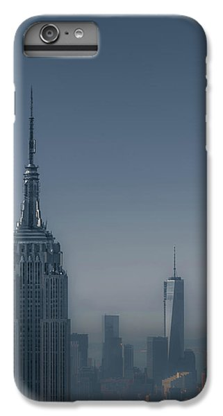 Morning In New York IPhone 6s Plus Case by Chris Fletcher