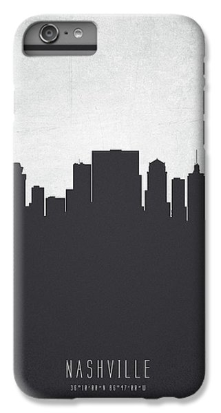 Nashville Tennessee Cityscape 19 IPhone 6s Plus Case by Aged Pixel