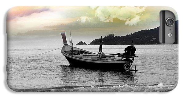 Patong Beach IPhone 6s Plus Case by Mark Ashkenazi
