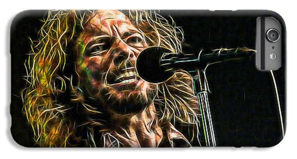 Pearl Jam Eddie Vedder Collection IPhone 6s Plus Case by Marvin Blaine