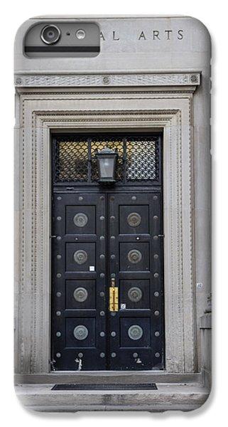 Penn State University Liberal Arts Door  IPhone 6s Plus Case by John McGraw