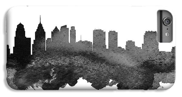 Philadelphia Pennsylvania Skyline 18 IPhone 6s Plus Case by Aged Pixel