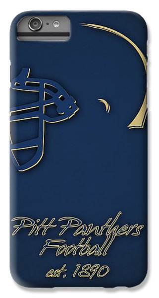 Pitt Panthers IPhone 6s Plus Case by Joe Hamilton