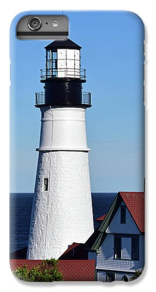 Portland Head Light No. 103 IPhone 6s Plus Case by Sandy Taylor