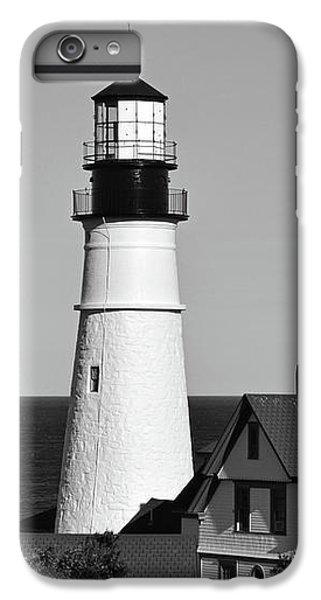 Portland Head Light No. 103-1 IPhone 6s Plus Case by Sandy Taylor