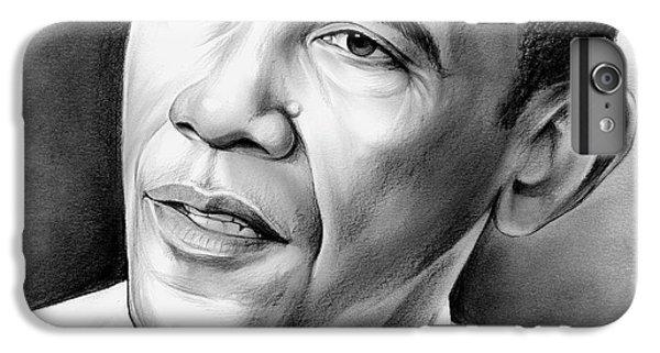 President Barack Obama IPhone 6s Plus Case by Greg Joens