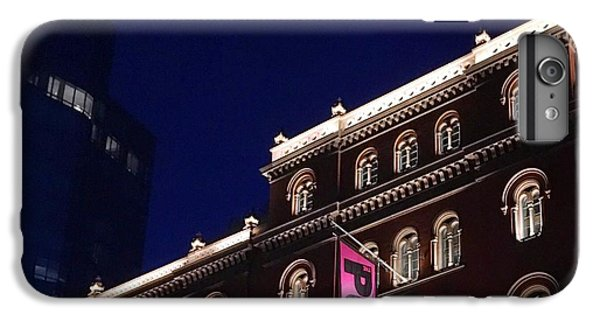 Public Theater Nyc  IPhone 6s Plus Case by Sandy Taylor