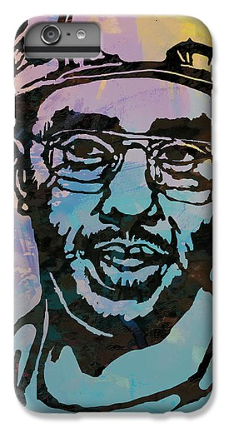 Puff Daddy Pop Stylised Art Poster IPhone 6s Plus Case by Kim Wang