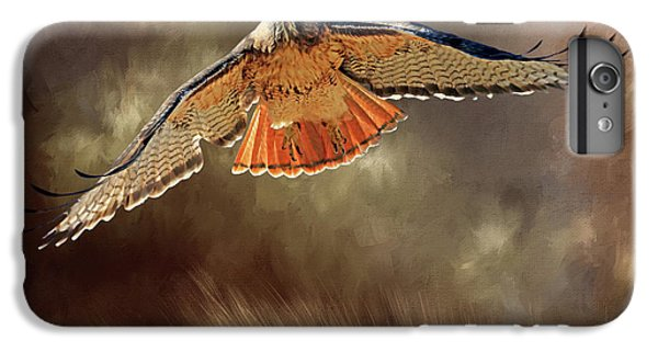 Raptor IPhone 6s Plus Case by Donna Kennedy