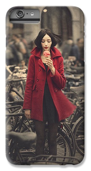 raspberry sorbet in Amsterdam IPhone 6s Plus Case by Anka Zhuravleva