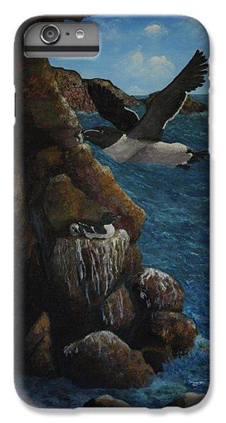 Razorbills IPhone 6s Plus Case by Eric Petrie