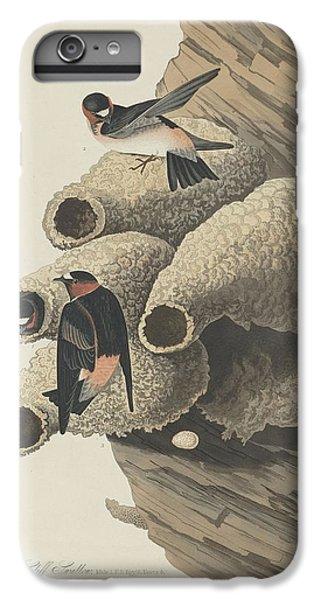 Republican Cliff Swallow IPhone 6s Plus Case by John James Audubon
