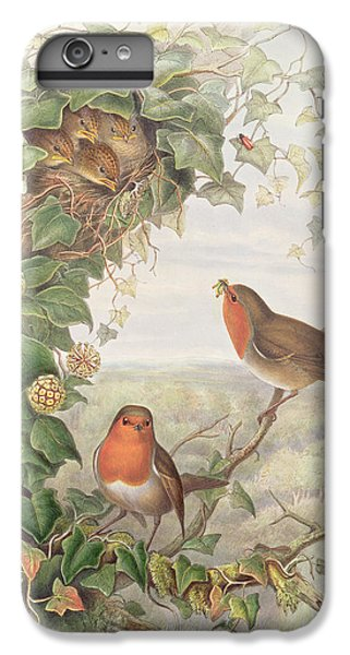 Robin IPhone 6s Plus Case by John Gould