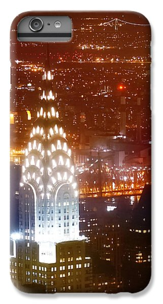 Romantic Manhattan IPhone 6s Plus Case by Az Jackson