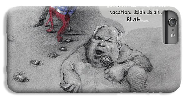 Rush Limbaugh After Obama  IPhone 6s Plus Case by Ylli Haruni