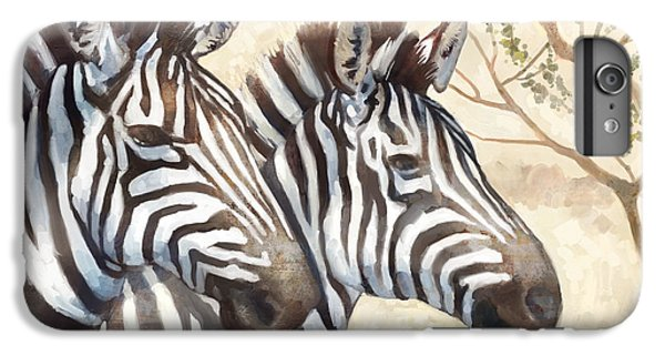 Safari Sunrise IPhone 6s Plus Case by Mauro DeVereaux