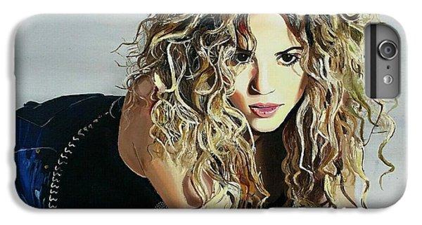 Shakira  IPhone 6s Plus Case by Gitanjali  Sood