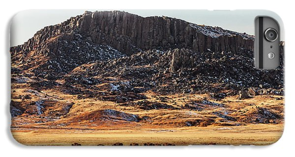 Snake Butte IPhone 6s Plus Case by Todd Klassy