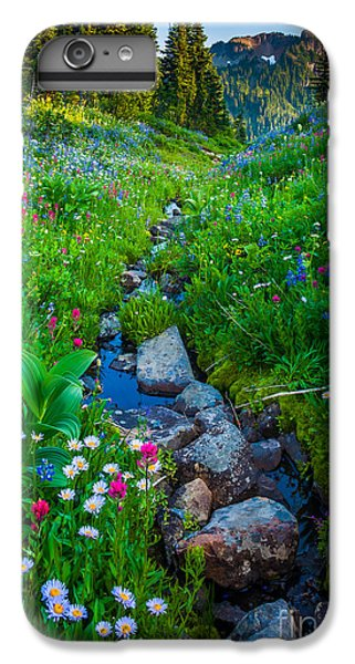 Summer Creek IPhone 6s Plus Case by Inge Johnsson