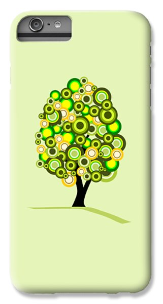 Summer Tree IPhone 6s Plus Case by Anastasiya Malakhova