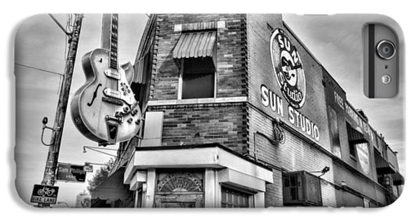 Sun Studio - Memphis #2 IPhone 6s Plus Case by Stephen Stookey