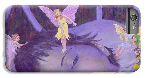 Sweet Dreams IPhone 6s Plus Case by William Ireland