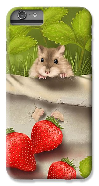 Sweet Surprise IPhone 6s Plus Case by Veronica Minozzi
