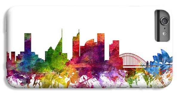 Sydney Australia Cityscape 06 IPhone 6s Plus Case by Aged Pixel
