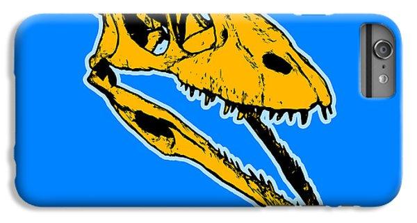 T-rex Graphic IPhone 6s Plus Case by Pixel  Chimp