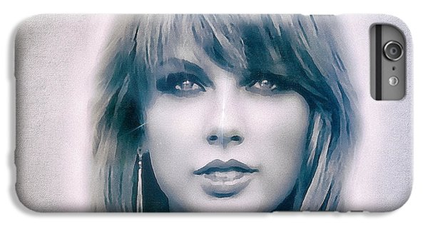 Taylor Swift - Beautiful IPhone 6s Plus Case by Robert Radmore