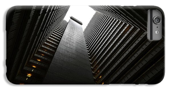 The Abyss, Hong Kong IPhone 6s Plus Case by Reinier Snijders