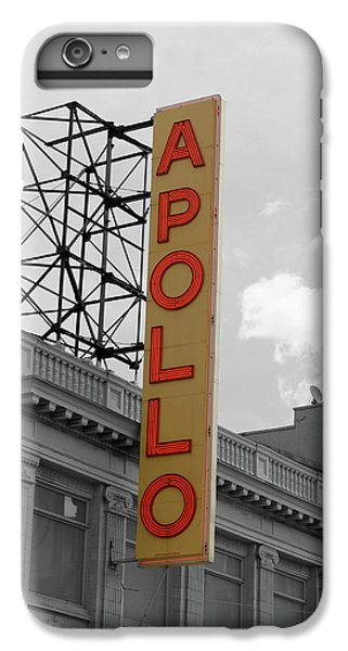 The Apollo In Harlem IPhone 6s Plus Case by Danny Thomas