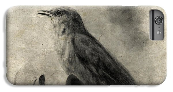 The Call Of The Mockingbird IPhone 6s Plus Case by Jai Johnson