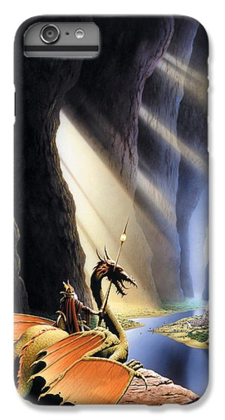 The Citadel IPhone 6s Plus Case by The Dragon Chronicles - Steve Re