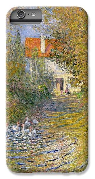 The Duck Pond IPhone 6s Plus Case by Claude Monet