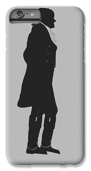 The Jefferson IPhone 6s Plus Case by War Is Hell Store