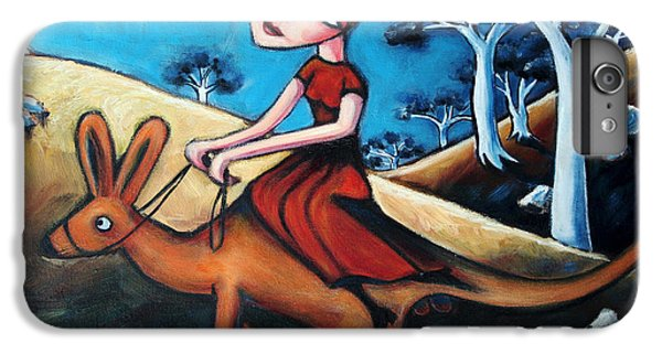 The Journey Woman IPhone 6s Plus Case by Leanne Wilkes