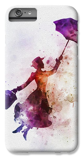 The Magical Nanny IPhone 6s Plus Case by Rebecca Jenkins