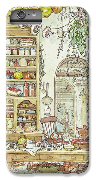 The Palace Kitchen IPhone 6s Plus Case by Brambly Hedge
