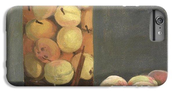 The Peach Glass IPhone 6s Plus Case by Claude Monet