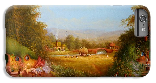 The Shire. IPhone 6s Plus Case by Joe  Gilronan