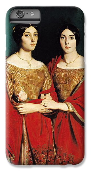 The Two Sisters IPhone 6s Plus Case by Theodore Chasseriau