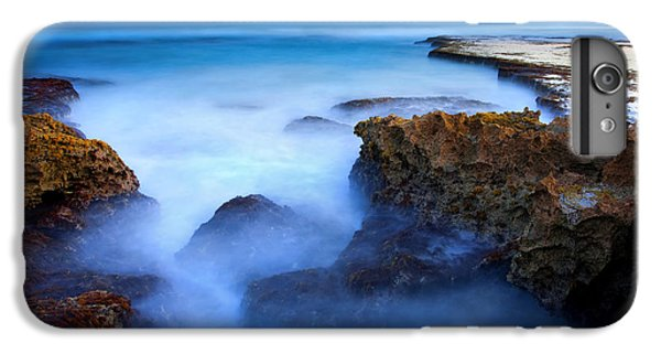 Tidal Bowl Boil IPhone 6s Plus Case by Mike  Dawson