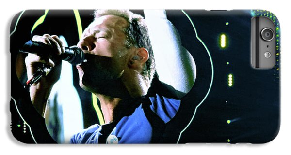 Chris Martin - A Head Full Of Dreams Tour 2016  IPhone 6s Plus Case by Tanya Filichkin