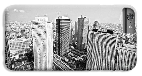 Tokyo Skyline IPhone 6s Plus Case by Pravine Chester